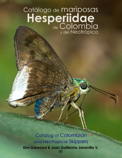 Cover catalog Hesperiidae Butterfly Family Butterflycatalogs