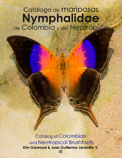 ImagenCover catalog Nymphalidae Butterfly Family Butterflycatalogs