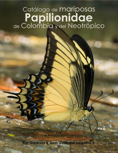 ImagenCover catalog Papilionidae Butterfly Family Butterflycatalogs